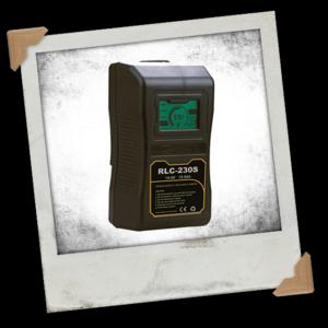 Rolux RLC-230S 230WH V-mount Battery