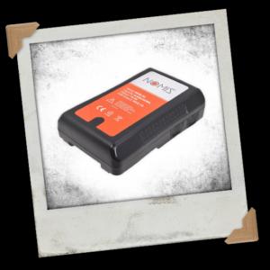 NOMIS Premium V-Mount Battery 95Wh 14,4V 6600mAh