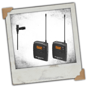 Sennheiser EW 112 (UK) G3 Radio Microphone