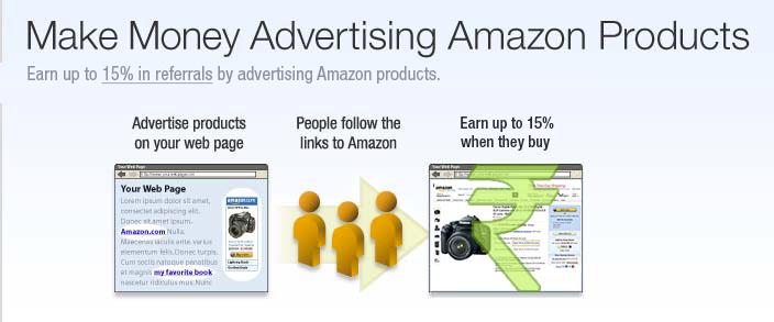 Amazon Affiliates Info