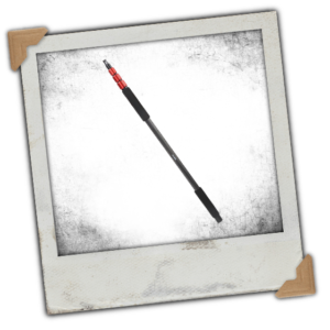Koolertron Lightweight Boom Pole Boompole with Easy Twist Locks