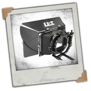 Lanparte MB-01 Matte Box Side Open 15mm Rod