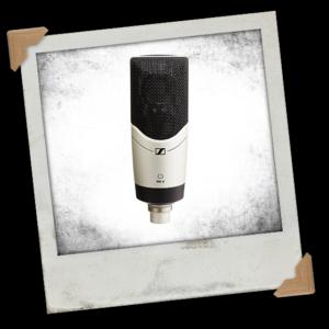 Sennheiser MK4 Large-Diaphragm Studio Microphone