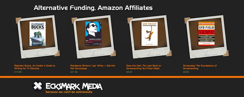 Alternative Funding, Amazon Affiliates