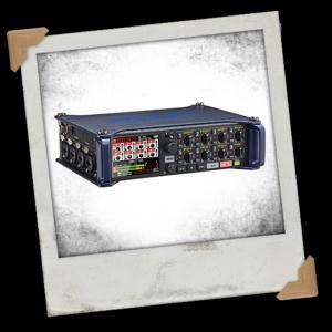 Zoom F8 - MultiTrack Field Recorder