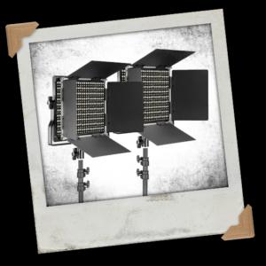 Newer LED Lights Bi-color 660 LED Video Light